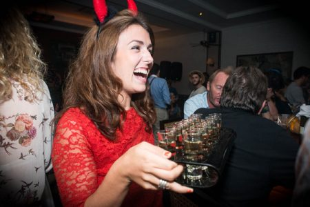Photos from Union Bar's Down a pint Halloween Party