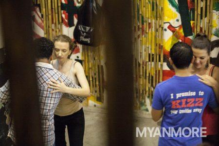 Yangon 2nd Intensive Kizomba Dance Workshop