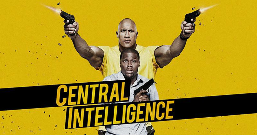 Central Intelligence (2016 Movie)   MYANMORE