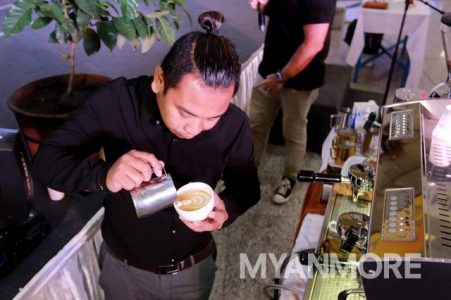 Myanmar Specialty Coffee Show