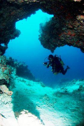 Diving in Myanmar – In At The Deep End