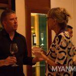 First OMGD Dinner @ Savoy Hotel