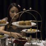 High Tea for Bankers @ Strand Hotel