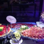 A wine and cheese soiree
