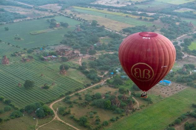 Balloons Over Bagan Celebrates 20 Year Anniversary