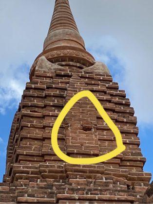 8 Bagan pagodas looted in 2 days