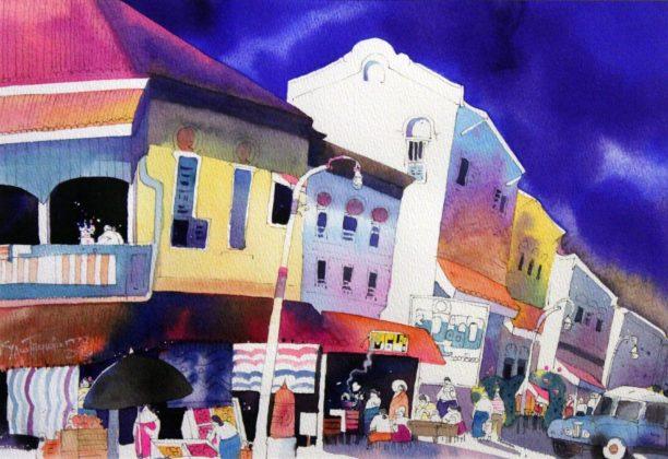 Art in Yangon: Exhibitions in July