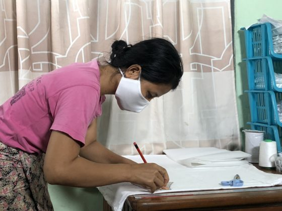 [Doing Good] Linens for Life Face masks