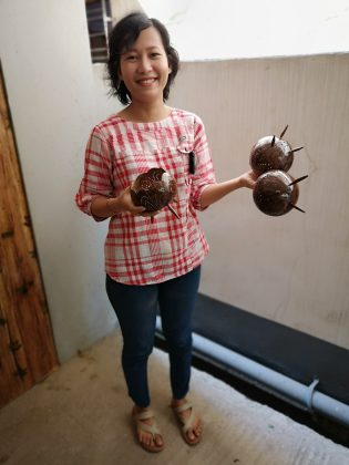 BEHIND THE CURTAIN: Htet Htet Aung of LADY Hand Made Products