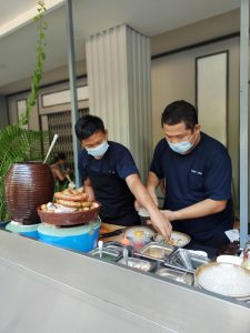 Chef Orng's Fresh Beginning with Streetfood