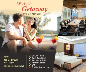 Perfect Getaway Events for this weekend